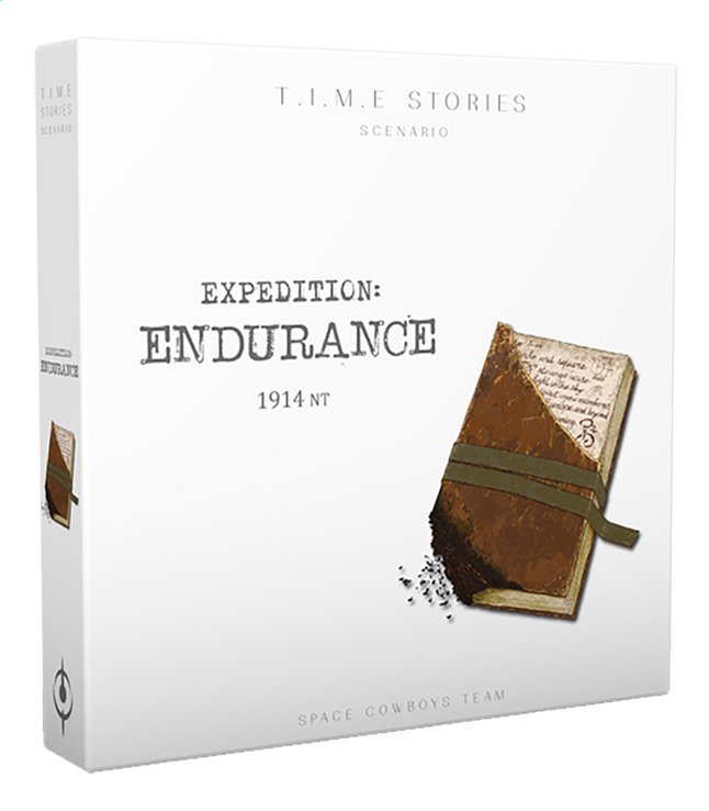 Afbeelding van T.I.M.E Stories uitbreiding: Endurance ENG from ColliShop