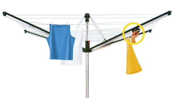 Image pour Leifheit séchoir-parapluie Linomatic Plus 60 m à partir de ColliShop