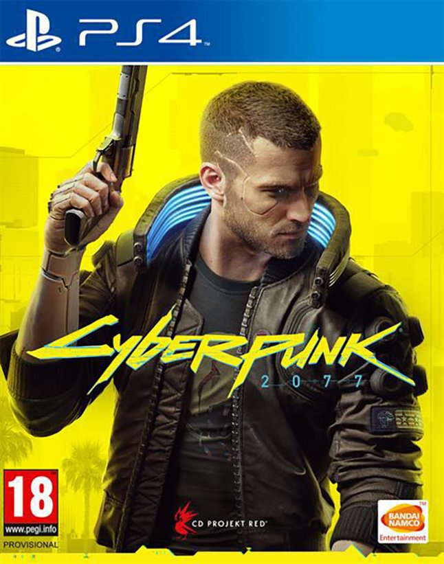 Image pour PS4 Cyberpunk 2077 Day One Edition FR à partir de ColliShop
