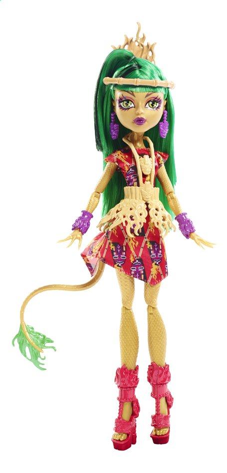 Image pour Monster High poupée mannequin Ghoul's Getaway Jinafire à partir de ColliShop