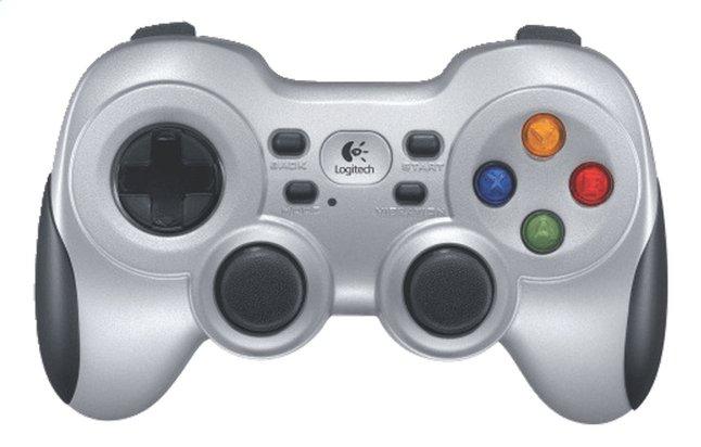 Afbeelding van Logitech draadloze controller F710 Game pad from ColliShop