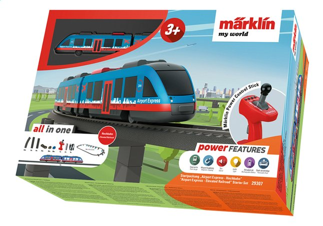 Märklin My World starterset Airport Express