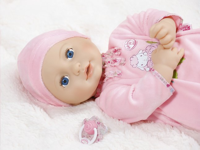 Baby Annabell poupée souple 43 cm   ColliShop 001e2ba3e89