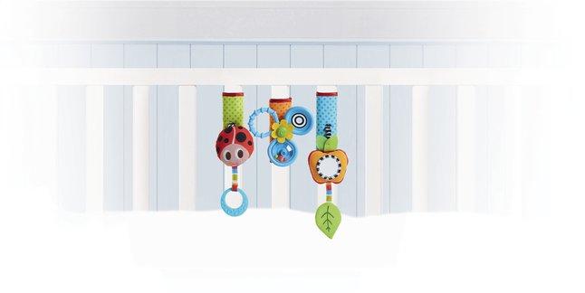 Image pour Tiny Love Jouet d'activité Crib & Stroller Sleeves à partir de ColliShop