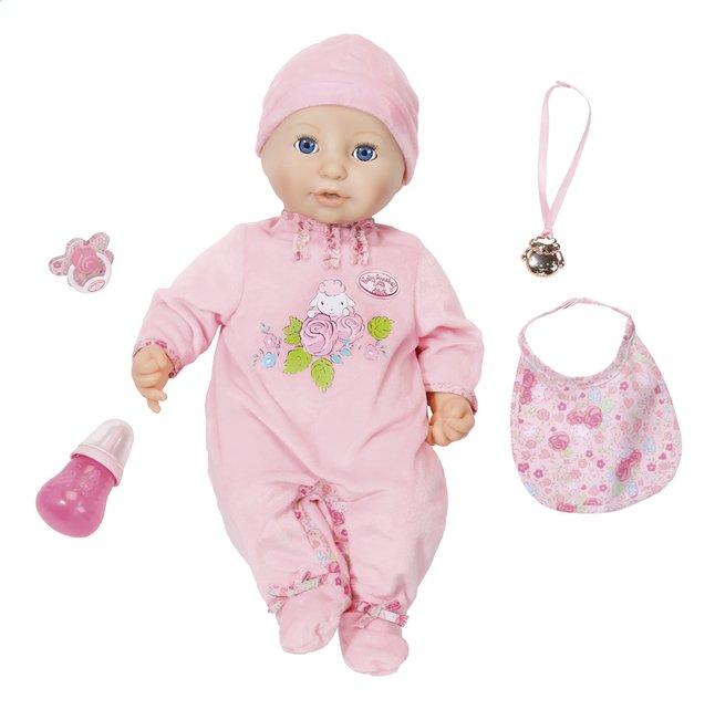Image pour Baby Annabell poupée souple 43 cm à partir de ColliShop