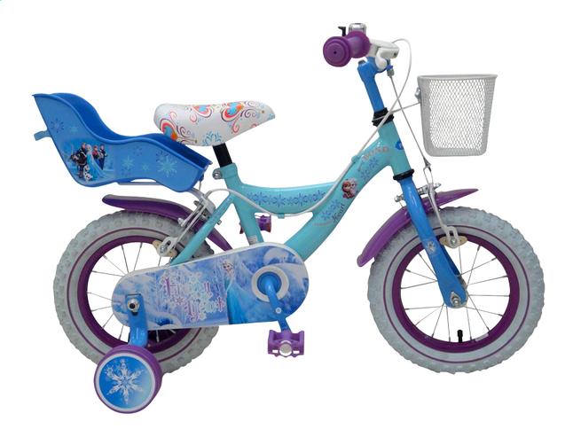 Afbeelding van Kinderfiets Disney Frozen 12'' (95% afmontage) from ColliShop