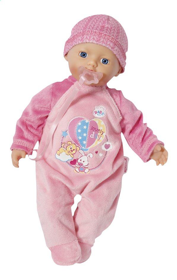Image pour BABY born poupée souple my little supersoft pink à partir de ColliShop