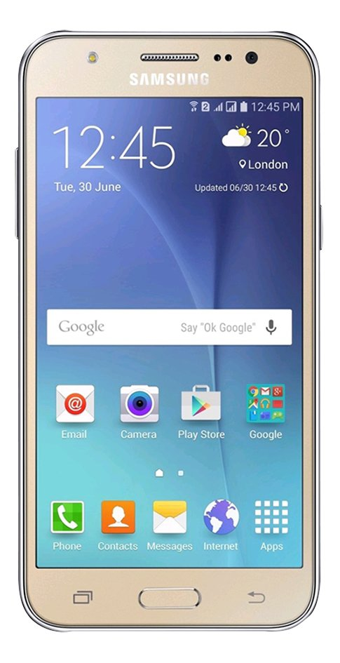 Afbeelding van Samsung smartphone Galaxy J5 8 GB from ColliShop