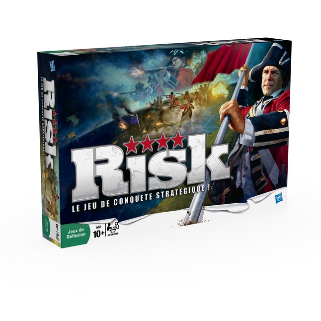 Image pour Risk à partir de ColliShop