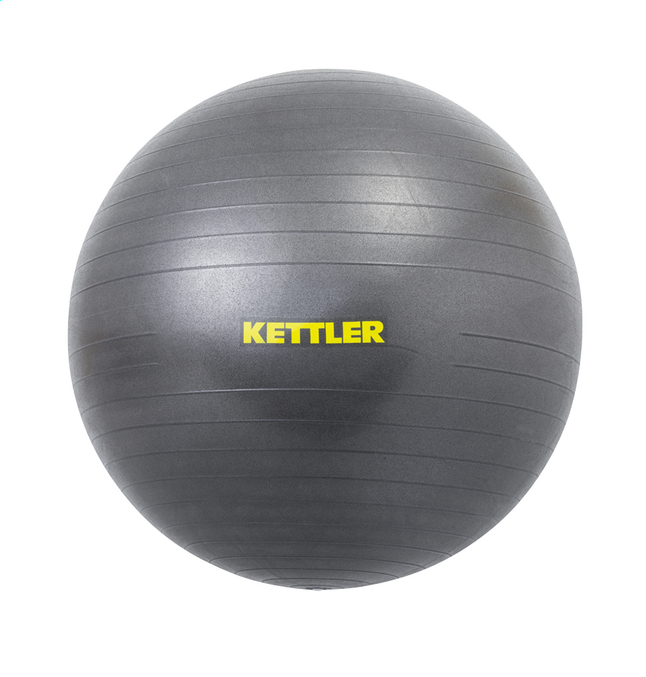 Afbeelding van Kettler Gymnastiekbal Basic 75 cm zwart from ColliShop