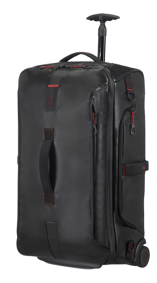Afbeelding van Samsonite Reistas Paradiver Light Upright black 67 cm from ColliShop