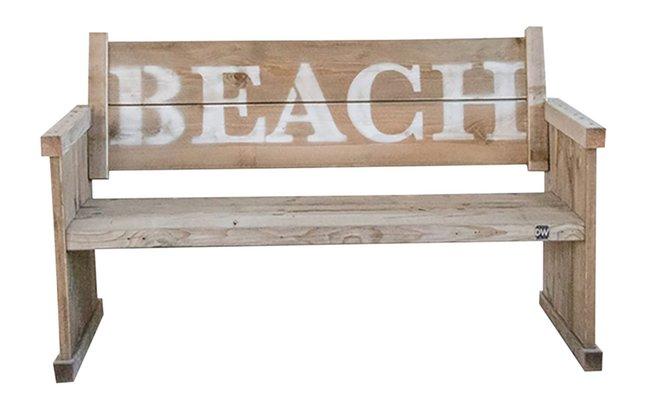Dutchwood tuinbank Beach