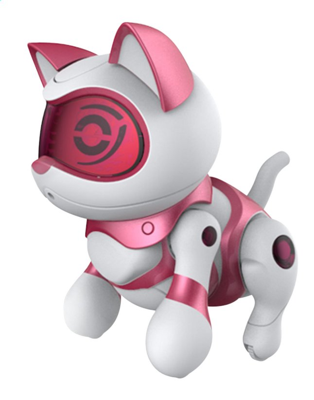 Afbeelding van Teksta newborn robot V2 Kitty from ColliShop