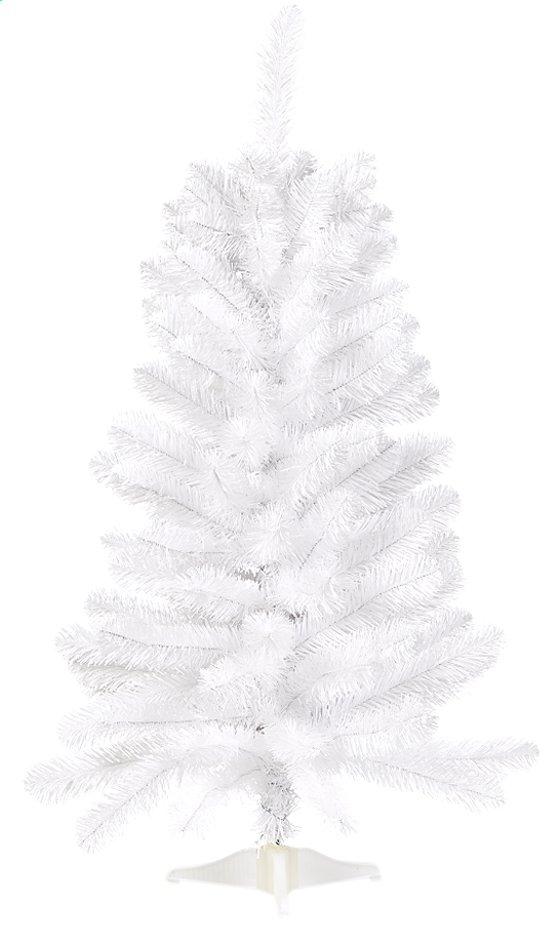 Image pour Sapin de Noël Table Tree blanc 90 cm à partir de ColliShop