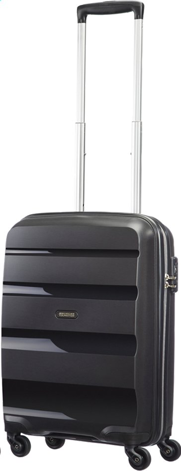 Image pour American Tourister Valise rigide Bon Air Spinner black 55 cm à partir de ColliShop