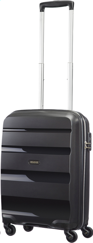 Afbeelding van American Tourister Harde reistrolley Bon Air Spinner black 55 cm from ColliShop