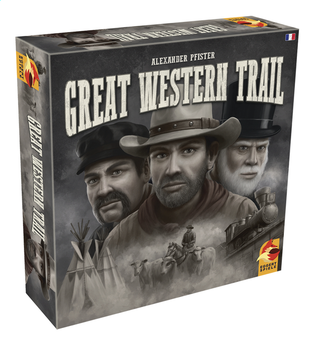 Image pour Great Western Trail à partir de ColliShop