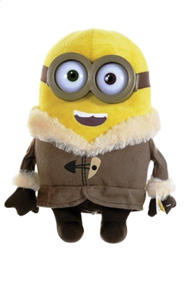Afbeelding van Knuffel Minions Ice Village 28 cm Dave from ColliShop