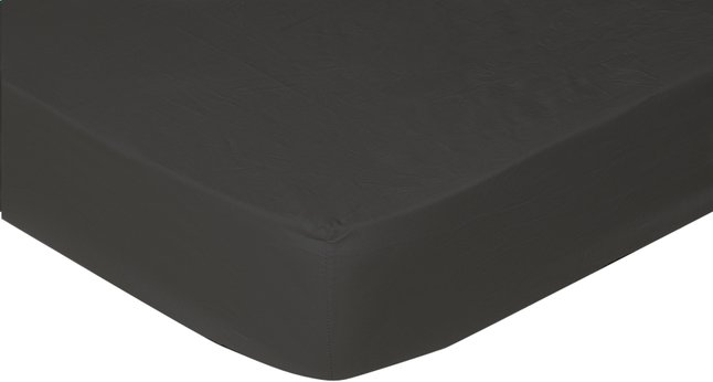 Image pour Sleepnight drap-housse anthracite à partir de ColliShop