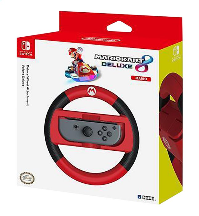 Afbeelding van Hori Wheel add-on Mario kart 8 Deluxe from ColliShop