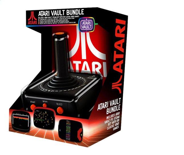 Afbeelding van Console Joystick Atari Vault bundle met 100 games from ColliShop
