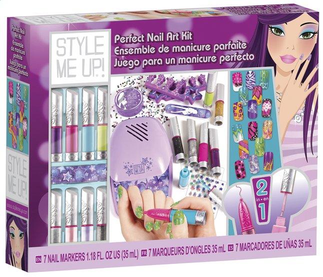 Afbeelding van Perfecte manicureset Style Me Up! from ColliShop