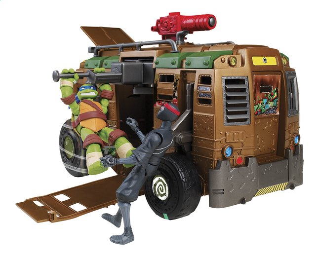 Afbeelding van Speelset Teenage Mutant Ninja Turtles Shellraiser en Leo from ColliShop
