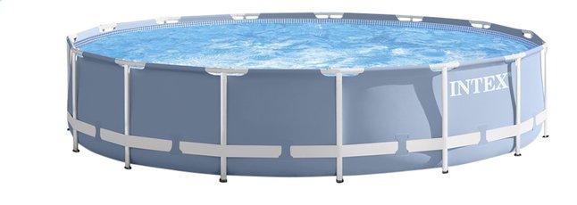 Afbeelding van Intex zwembad Prism Frame Pool Ø 4,57 m - H 84 cm from ColliShop
