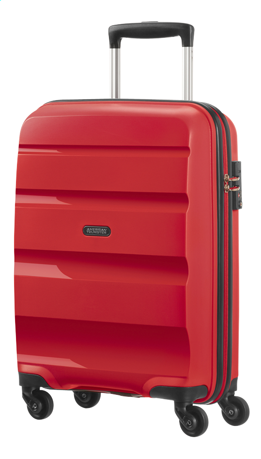 Valise rigide American Tourister Bon Air 66 cm Magma Red rouge PwMcje