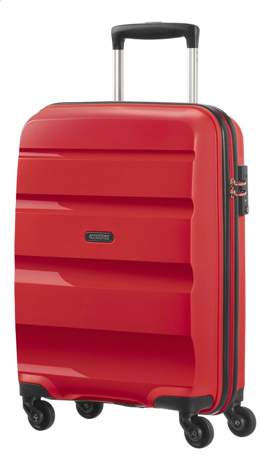Valise rigide American Tourister Bon Air 75 cm - 4 roues Magma Red rouge HsW9dBii