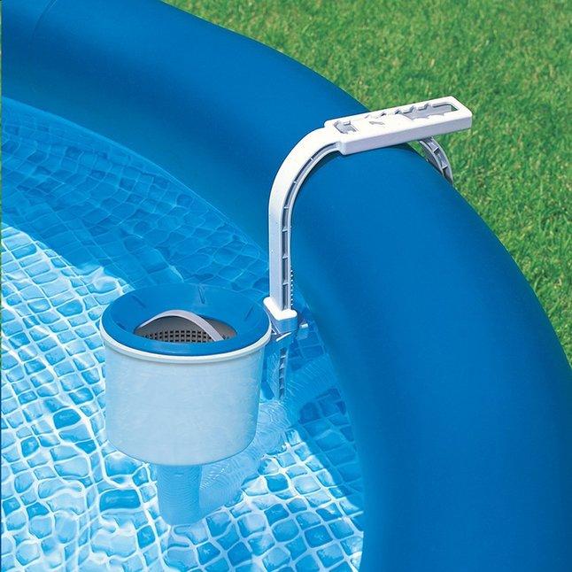 Image pour Skimmer Lux pour piscines Easy/Frame Pool/Ovale à partir de ColliShop