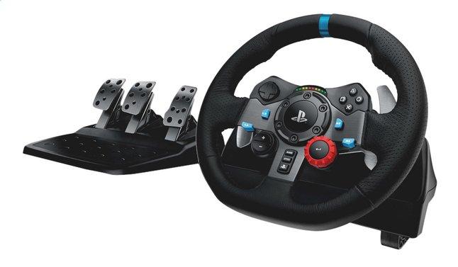 Image pour Logitech Volant de course avec pédales G29 driving Force noir à partir de ColliShop