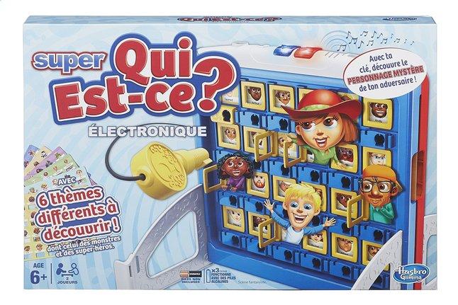 Afbeelding van Super Qui Est-ce ? Électronique FR from ColliShop