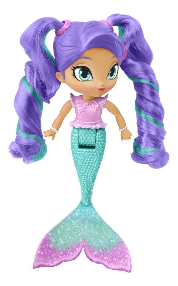 Fisher-Price Figuur Shimmer & Shine Magic Mermaid Nila