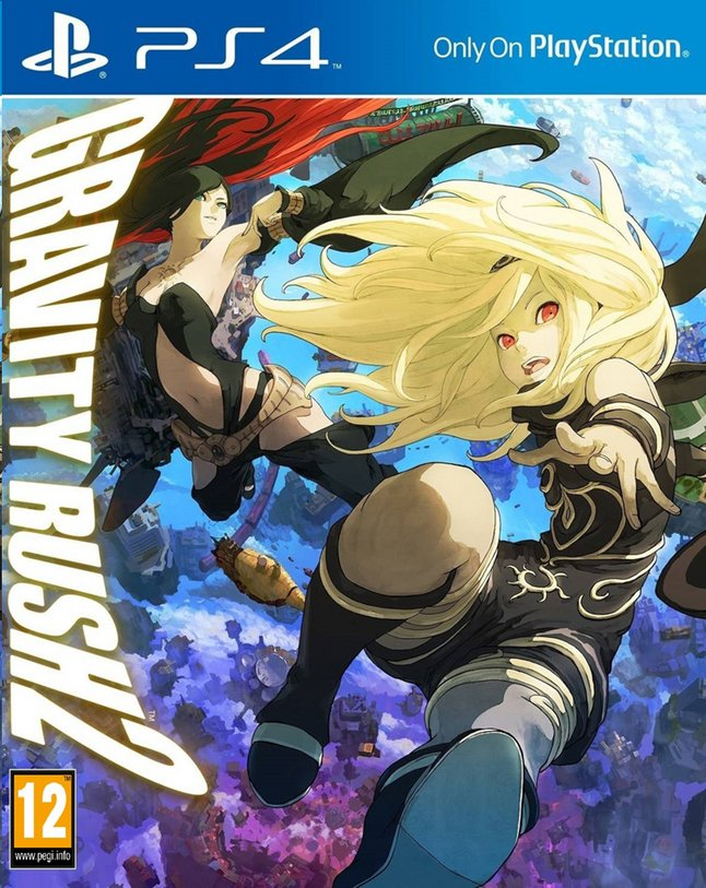 Afbeelding van PS4 Gravity Rush 2 from ColliShop