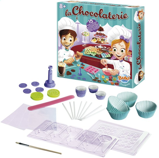 Afbeelding van Buki France hobbydoos La Chocolaterie from ColliShop