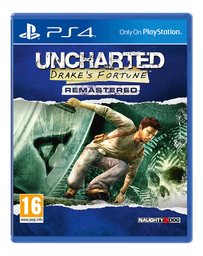 Afbeelding van PS4 Uncharted 2: Drake's Fortune Remastered ENG/FR from ColliShop