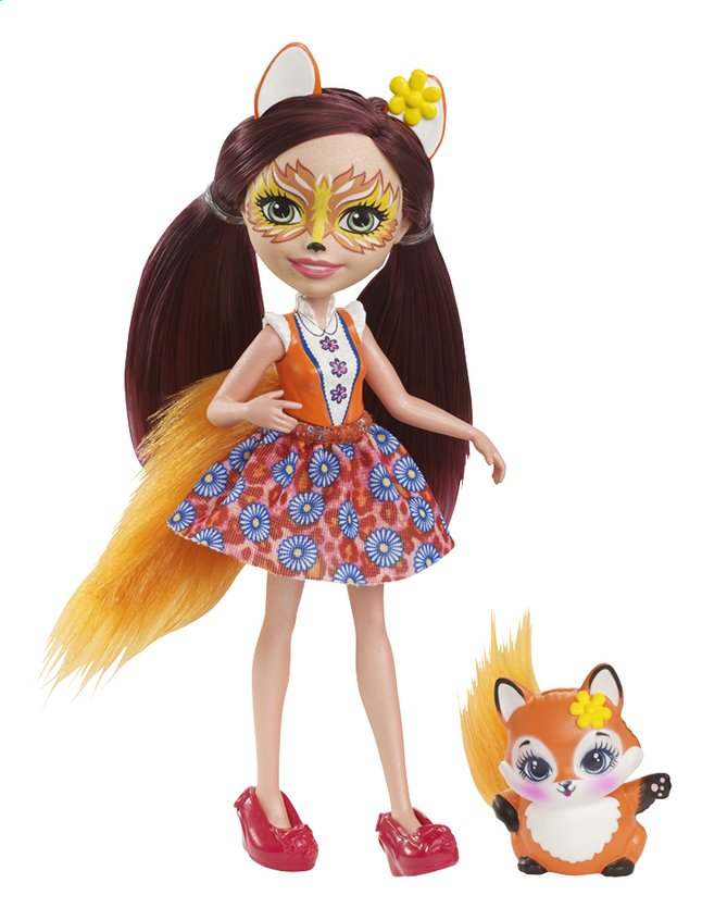 Enchantimals figurine Fellicity Renard