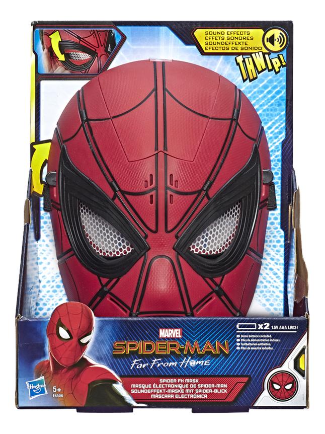 Image pour Masque électronique Spider-Man Far From Home Spider FX Mask à partir de ColliShop