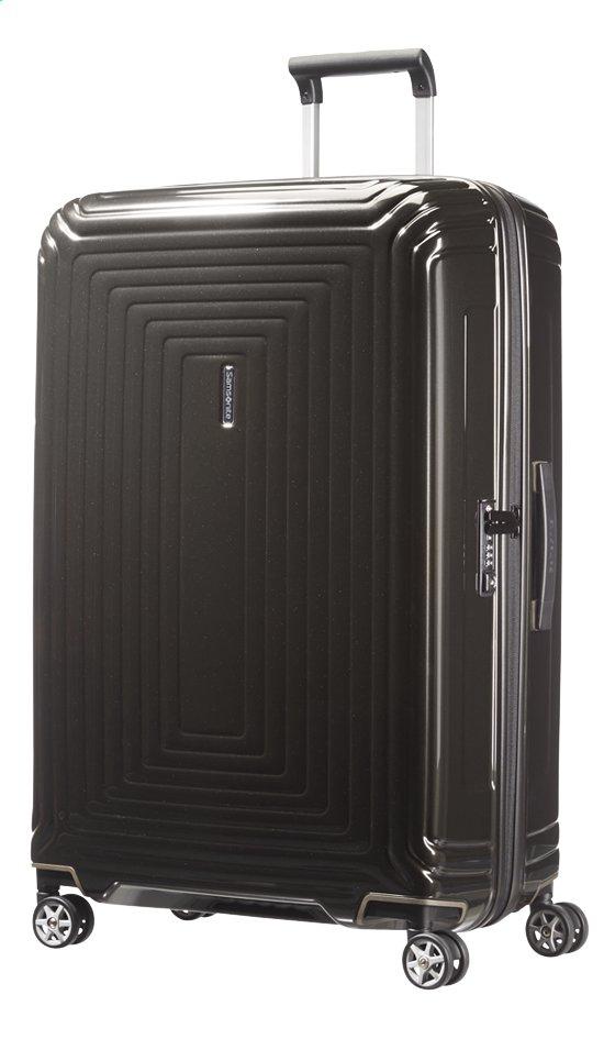 Image pour Samsonite valise rigide Neopulse Spinner Metallic Black à partir de ColliShop