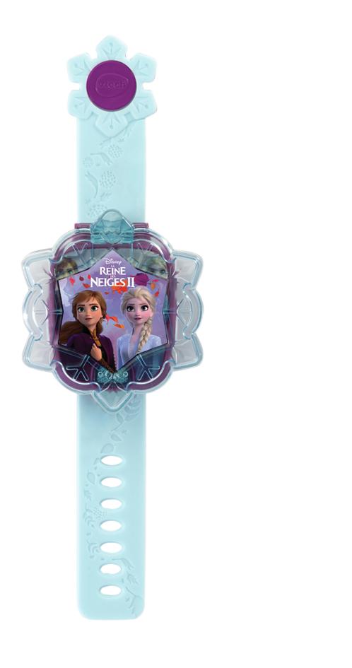VTech Montre interactive de Disney La Reine des Neiges II