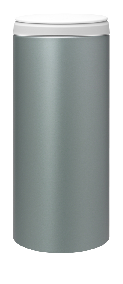 Afbeelding van Brabantia Afvalemmer FlipBin metallic mint 30 l from ColliShop