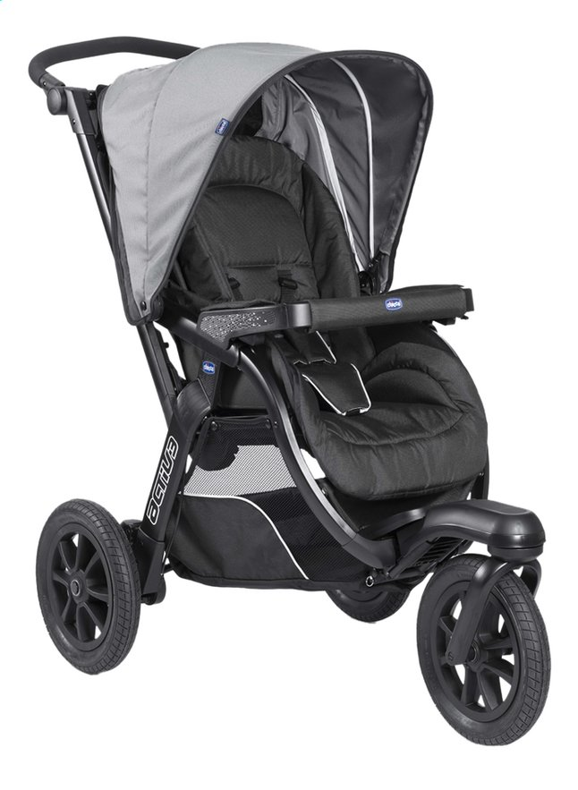 Afbeelding van Chicco Wandelwagen Trio Active 3 Top dark grey from ColliShop