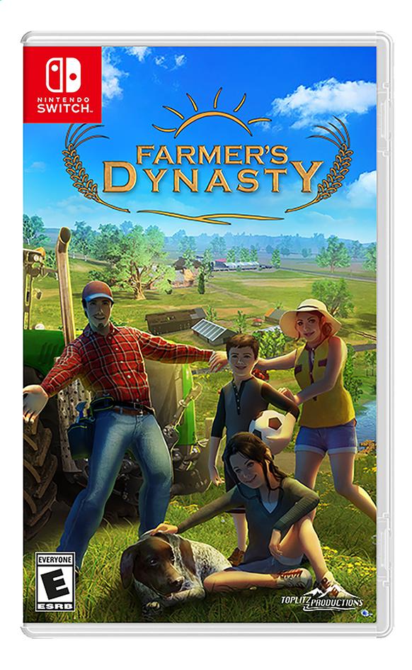 Afbeelding van Nintendo Switch Farmer's Dynasty NL/FR from ColliShop