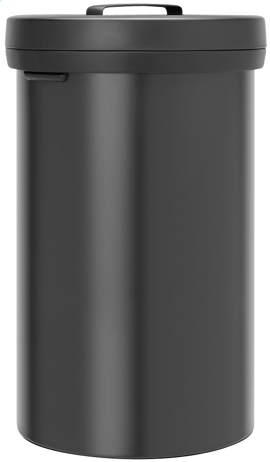 Afbeelding van Brabantia Afvalemmer Big Bin matt black 60 l from ColliShop