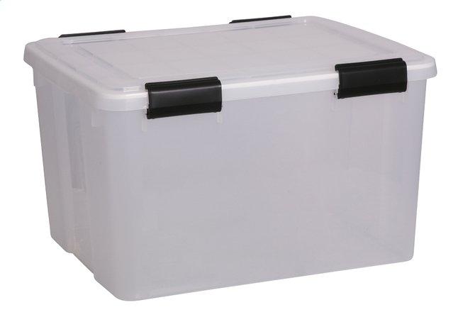 Image pour Iris boîte de rangement Weather Box transparent 44 l à partir de ColliShop