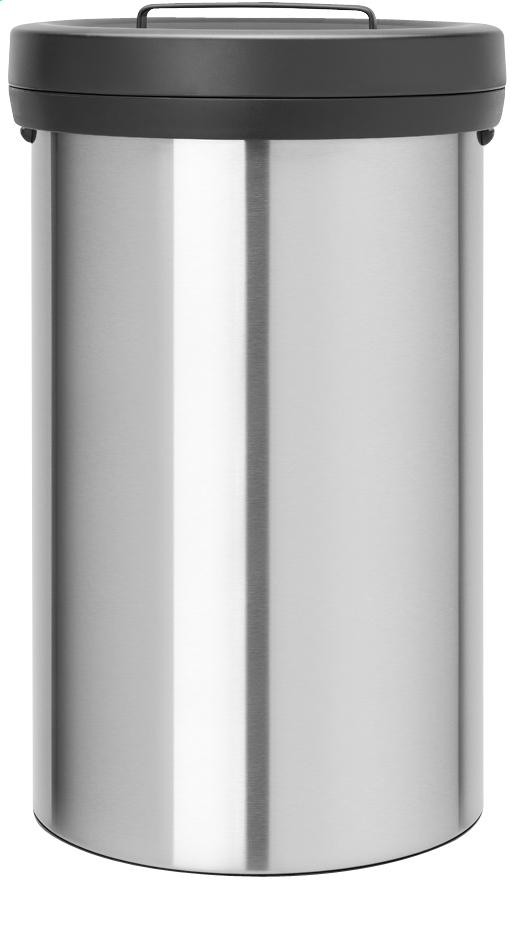 Afbeelding van Brabantia afvalemmer Big Bin 60 l mat staal FPP from ColliShop