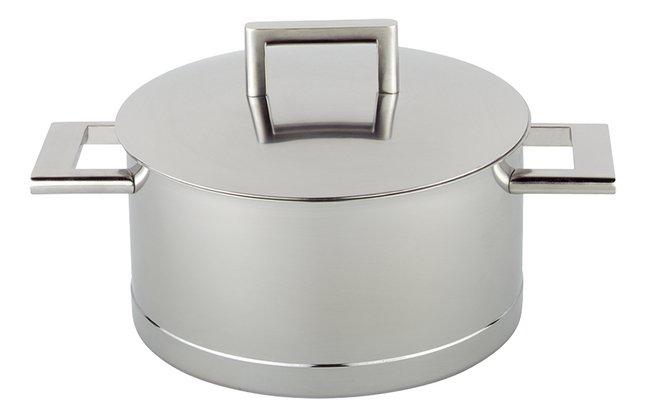 Image pour Demeyere casserole John Pawson 24 cm - 5,2 l à partir de ColliShop