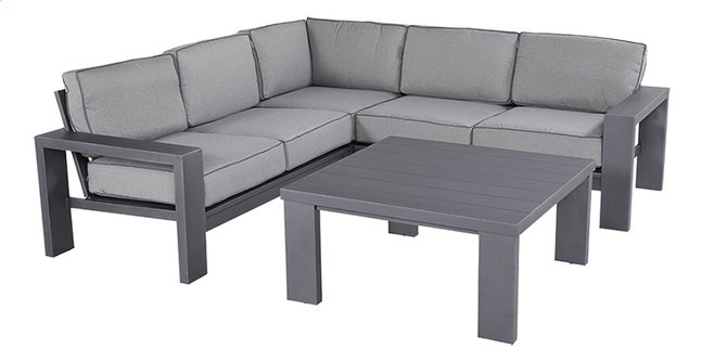 Hartman ensemble Lounge Titan anthracite