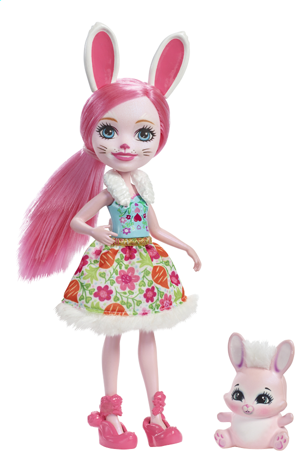 Image pour Enchantimals figurine Bree Lapin à partir de ColliShop